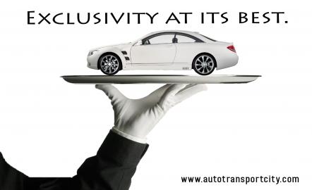 White glove auto transport
