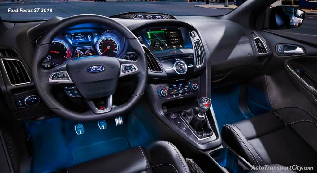 Ford Focus ST 2018-02