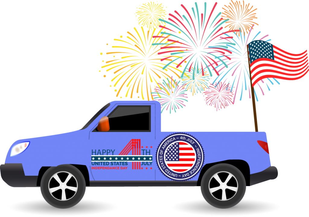 Independence Day and Auto Relocation