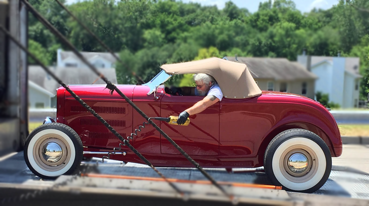 Antique and Classic Cars from North Carolina