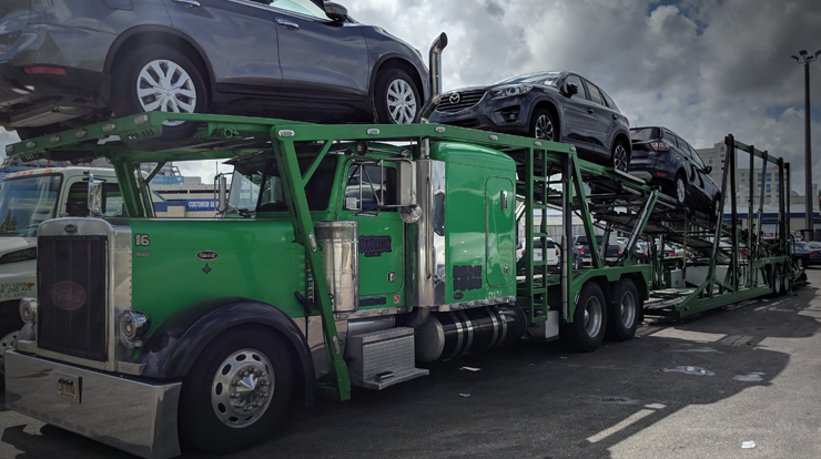 Country-wide Vehicle Shipping and Discounts